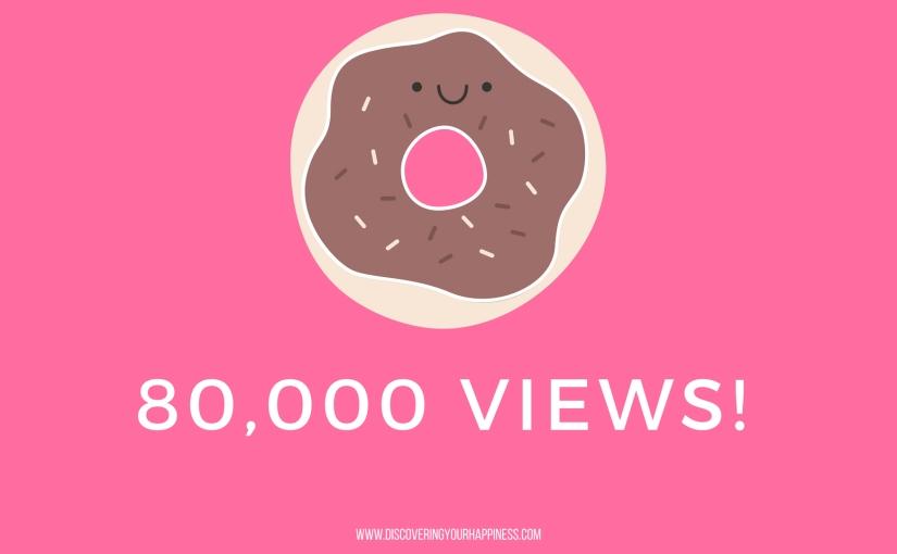 80,000 Views, Yay