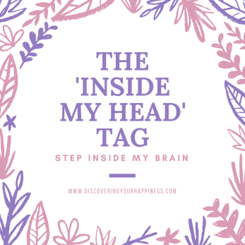 The 'inside my head' tag
