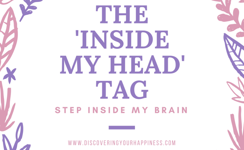 The Inside My Head Tag
