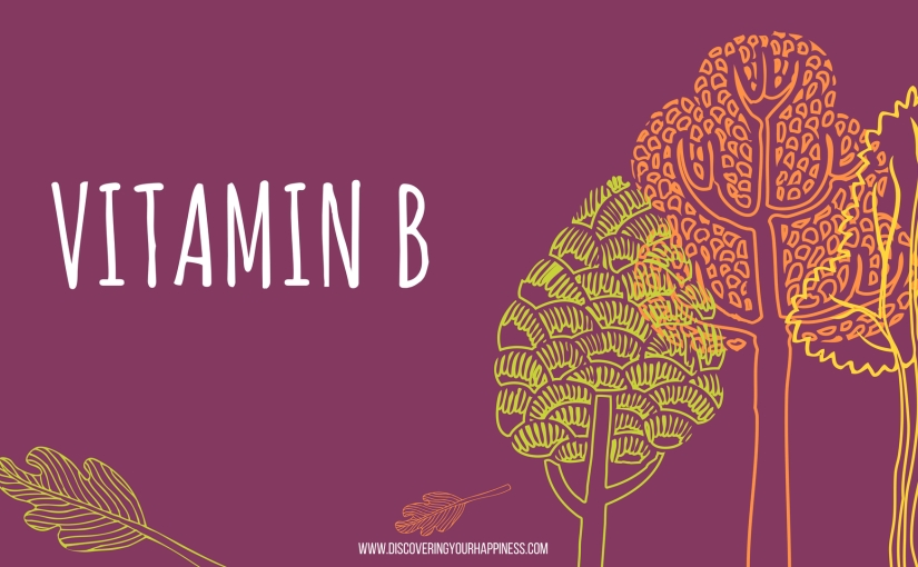 Stressed? Anxious? You May Need More Vitamin B.