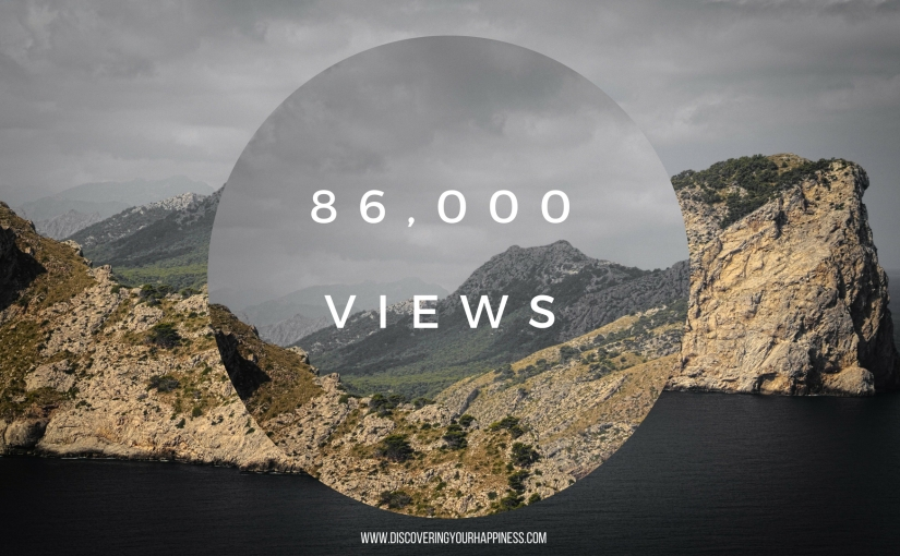 86,000 Views + New Look!